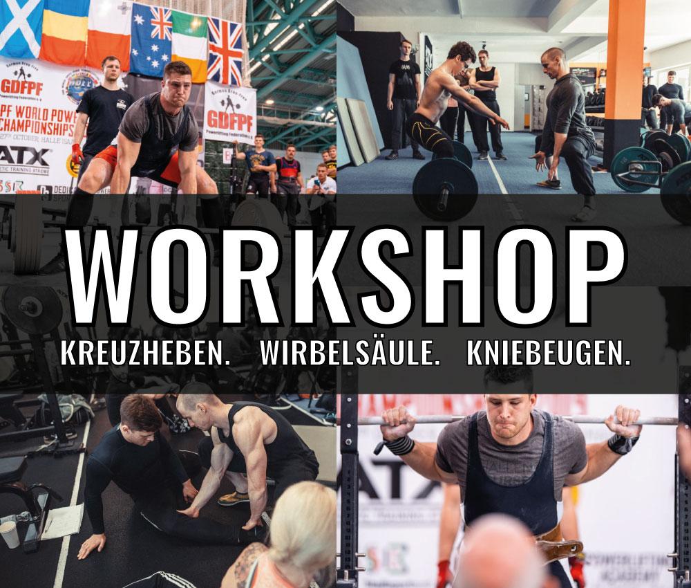 Kreuzheben-Kniebeugen-Wirbelsäule-Workshop-Rückenschule-Powerlifting