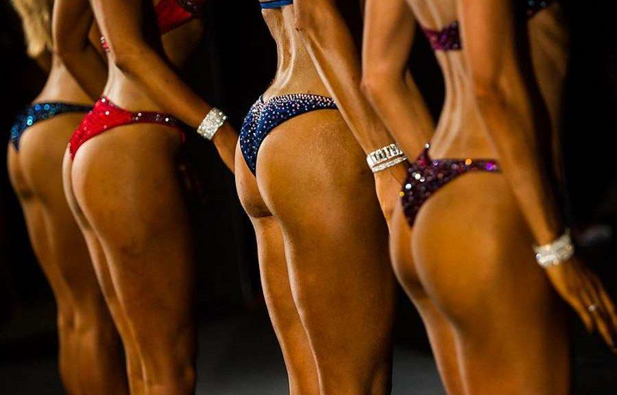 Bodybuilding Fitness Bikini