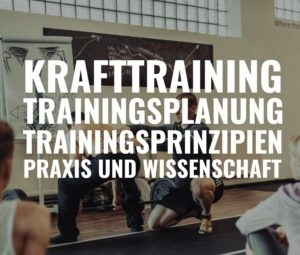 Krafttraining und Trainingsplanung