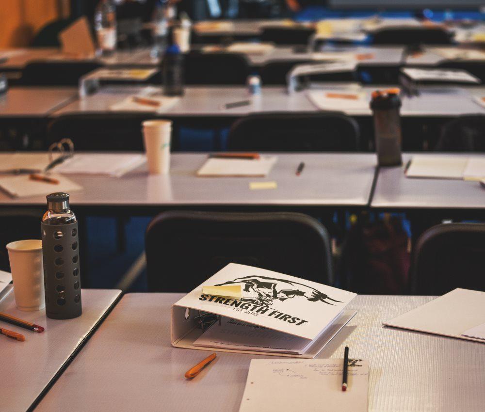 Abschlussprüfung Trainerschein Strenght First Trainer Zertifizierung