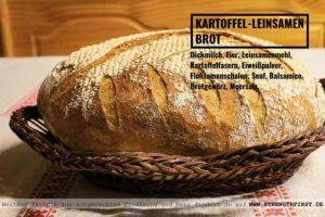 KARTOFFEL-LEINSAMEN-BROT