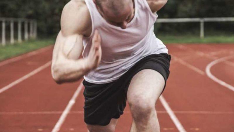 Sprint Ultimativer Athlet