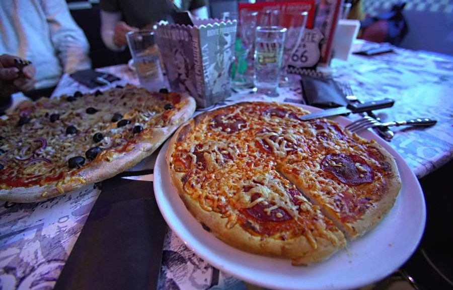 Pizza Warstein Belecke Strength First Super Food Diät und Abnehmen