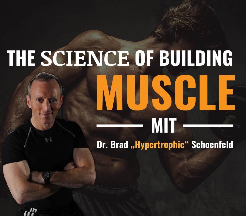 Brad Schoenfeld Germany Deutschland Strength