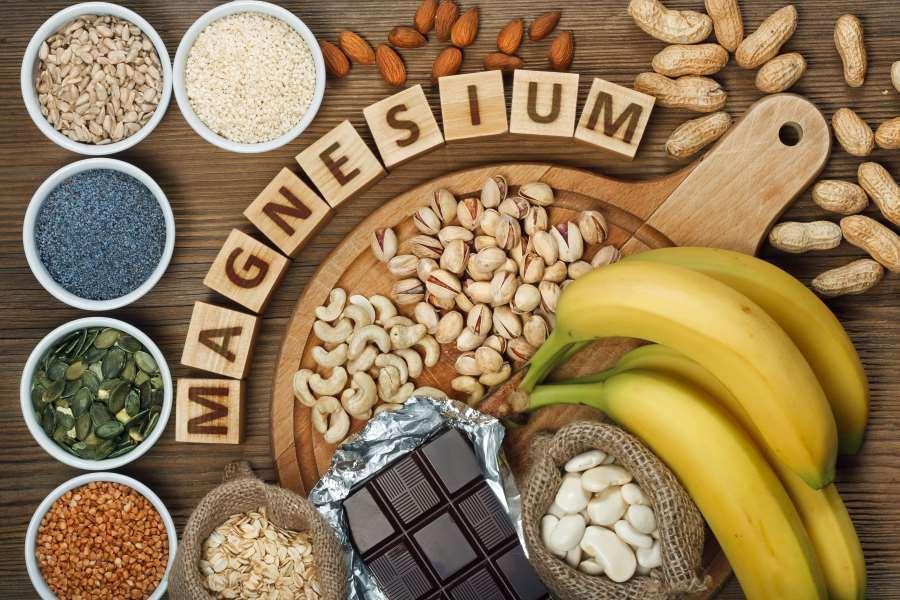 Edubily Magnesium Magnesiumcitrat Magnesiumoxid
