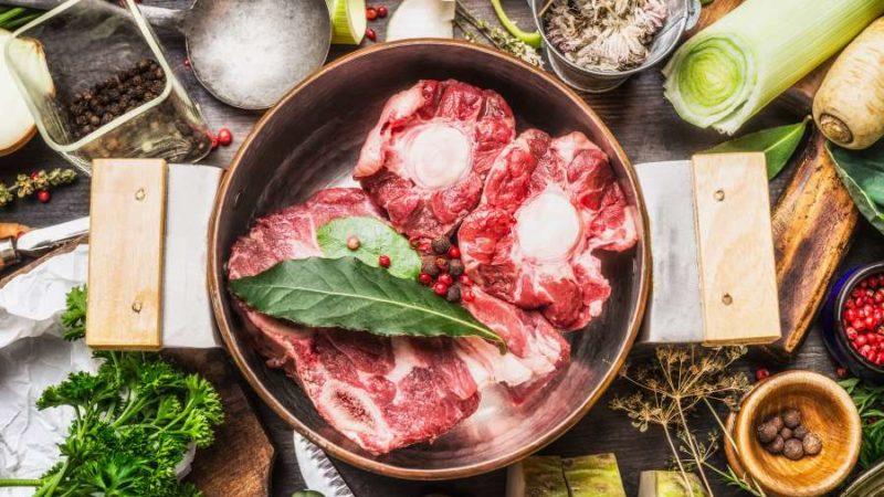 Knochenbrühe Gesundheit Bone Broth Superfood Artgerechte Ernährung