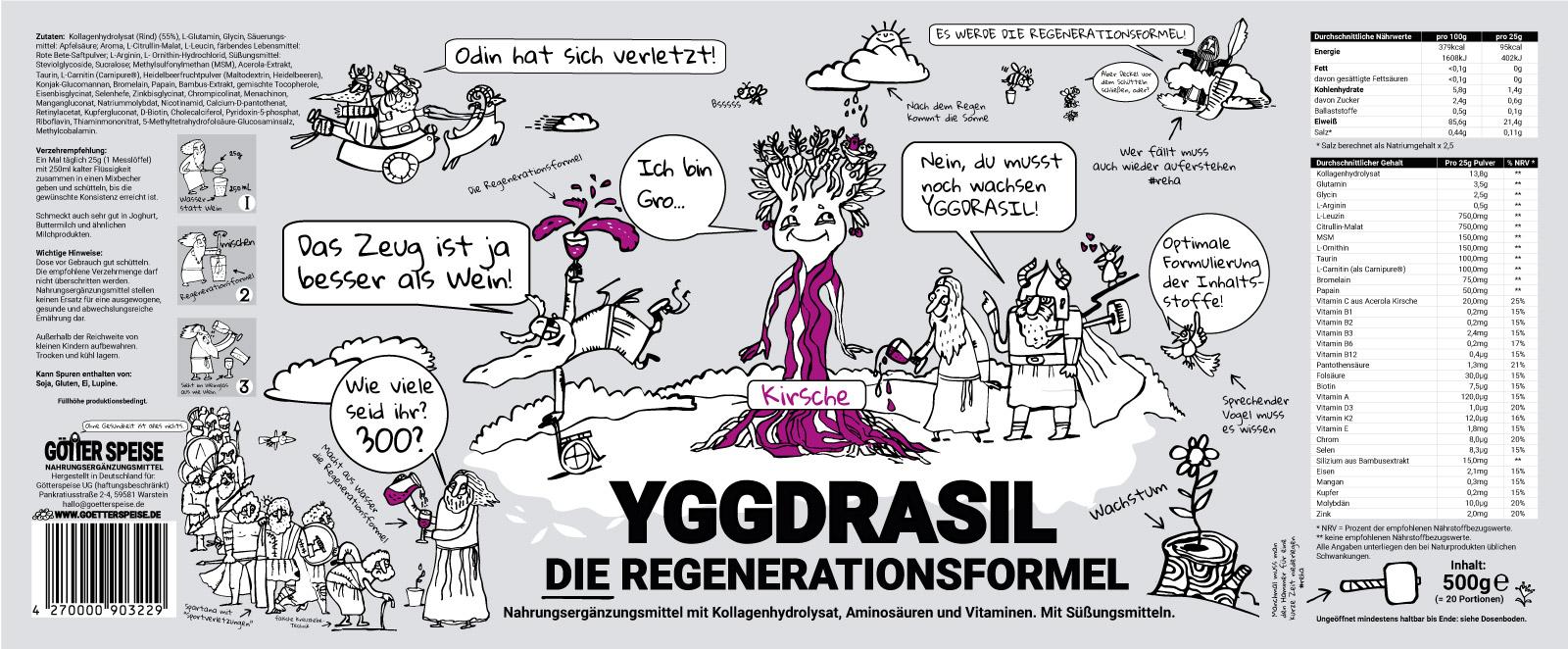 Yggdrasil-neue-Formulierung-von-Götterspeise-DIE-Regenerationsformel