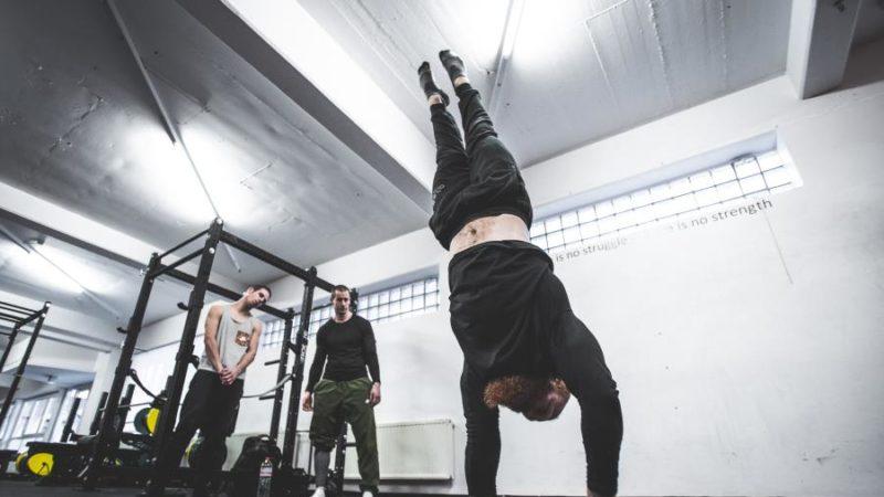 Handstand Yuri Marmerstein Strength First
