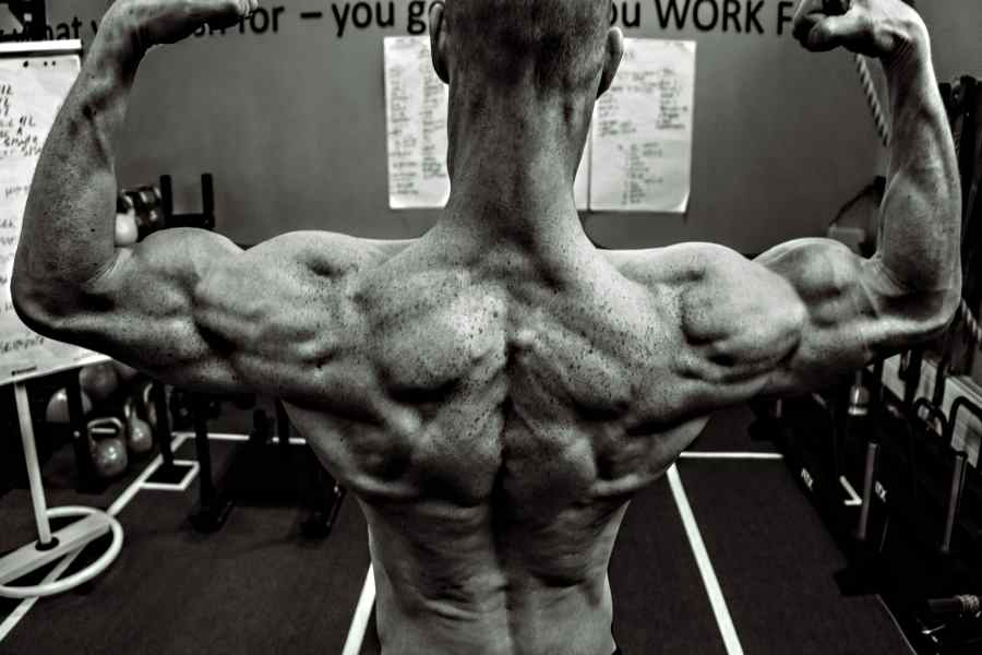 Chris Eikelmeier Ultimativer Athlet Muskelaufbau