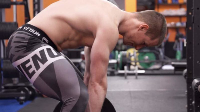 Kreuzheben mit rundem Rücken gut oder schlecht