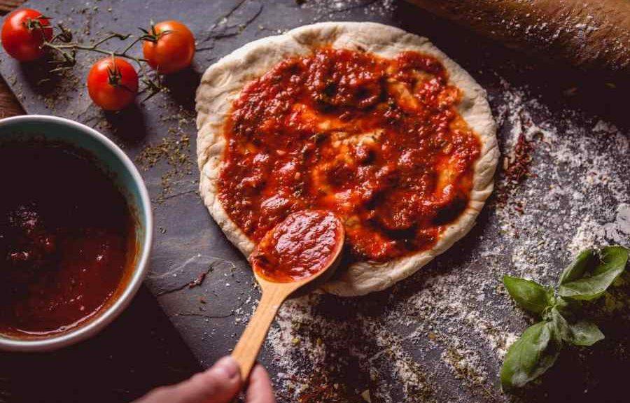 Pizza in der Diät von Chris Eikelmeier