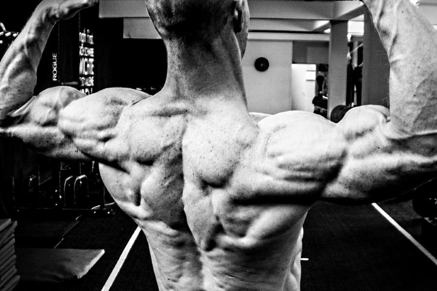 Chris Eikelmeier Muskelaufbau Ultimativer Athlet