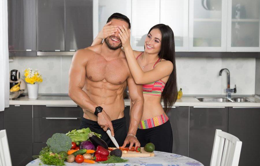 vegan und kraftsport muskelaufbau veganer der vegane athlet