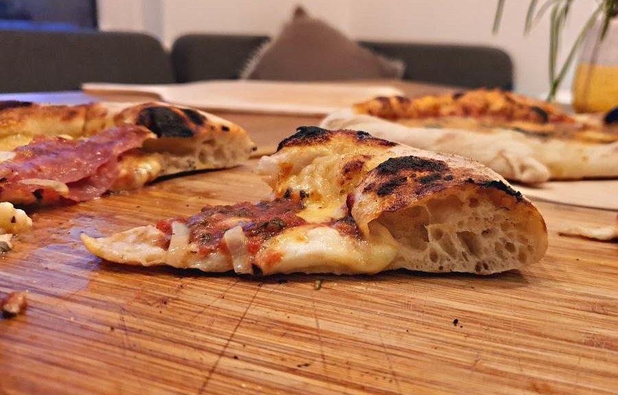 Beste Pizzateig Rezept Pizza Neapoletana Chris Eikelmeier
