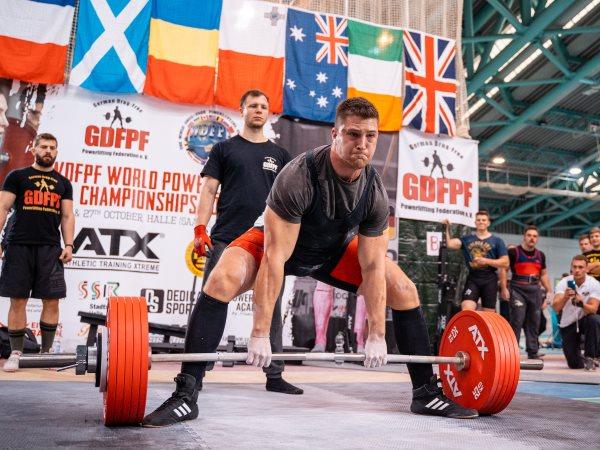 Kraftdreikampf Warstein Powerlifting Strength First
