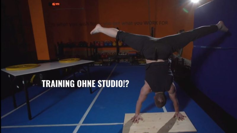 Homeworkout Training zuhause Corona Warstein Strength First Chris Eikelmeier