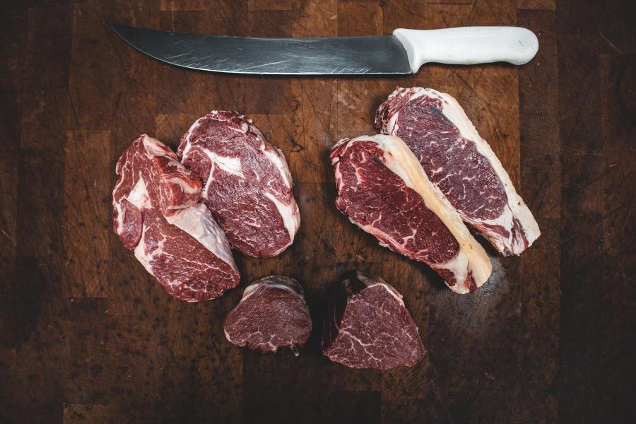 Carnivore Diät Chris Eikelmeier