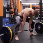 Kreuzheben Chris Eikelmeier Workshop Bandscheibenvorfall Rückenschmerzen Deadlift