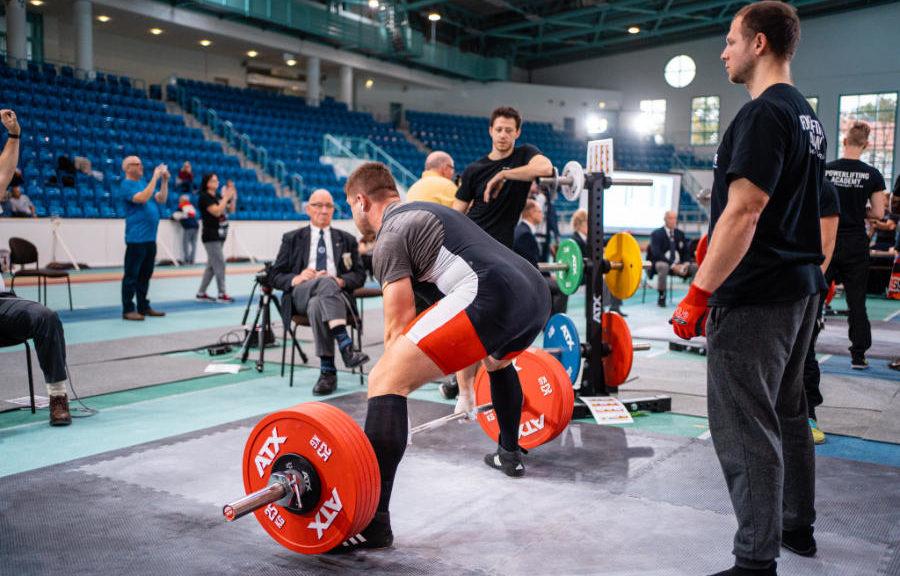 Maximilian Kotek Kreuzheben Powerlifting Chris Eikelmeier Deadlift Workshop Bandscheibenvorfall